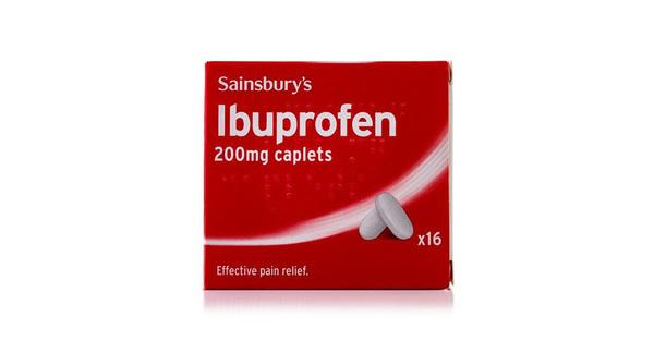 Thuốc Ibuprofen