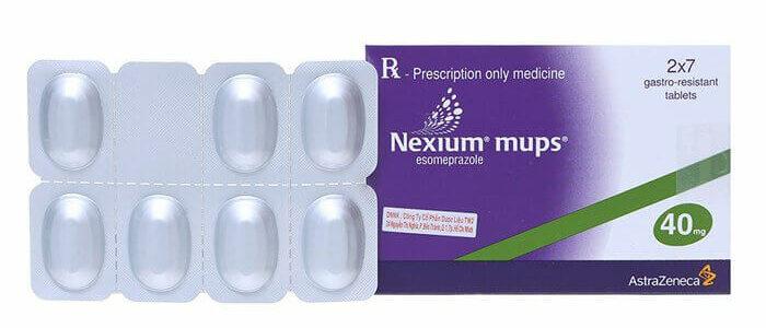 Thuốc nexium 40mg: Công dụng, chỉ định và lưu ý khi sử dụng